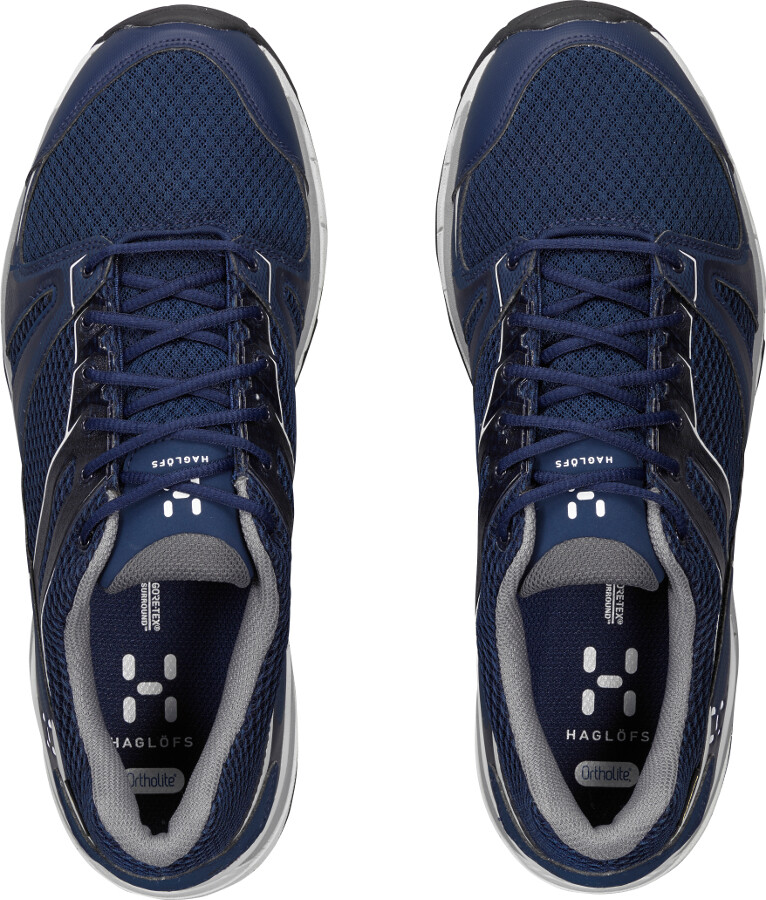 e1b52ca5f05 Haglöfs Observe GT Surround Sko Herrer blå | Find outdoortøj, sko ...